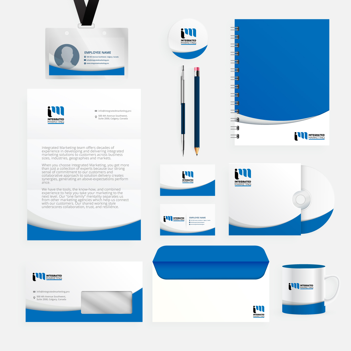 Content Solutions (Graphics, Videos & Text) - Integrated